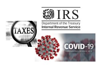 IRS COVID-19-1